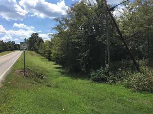 Commercial Lot Highway Frontage : Maynard : Randolph County : Arkansas