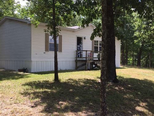 Arkansas Ozarks Country Home : Marshall : Searcy County : Arkansas