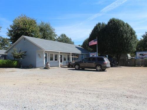Rv Park, Motel, Cabins & Home : Mountain View : Stone County : Arkansas