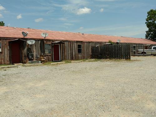 Investment Property Pocahontas : Pocahontas : Randolph County : Arkansas