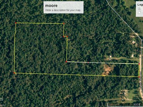 20 Acres of Land For Sale : Pocahontas : Randolph County : Arkansas
