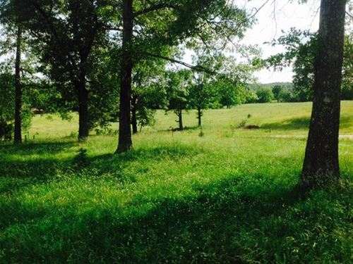 Building Acreage Fulton County AR : Sturkie : Fulton County : Arkansas