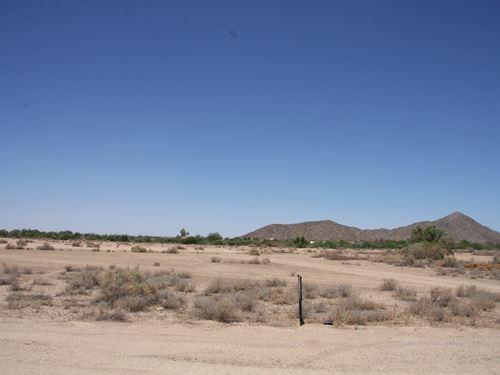 Land Casa Grande AZ Horse Land AZ : Casa Grande : Pinal County : Arizona