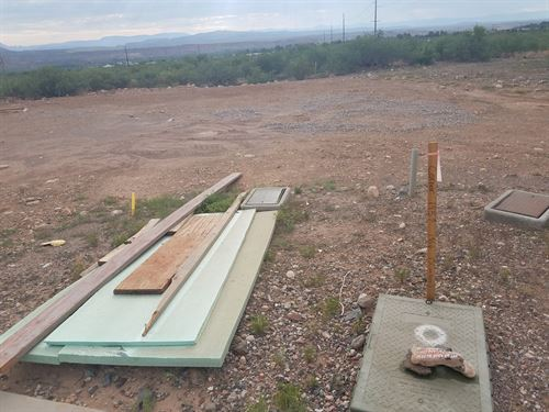 Home Lot, Property Clarkdale AZ : Clarkdale : Yavapai County : Arizona