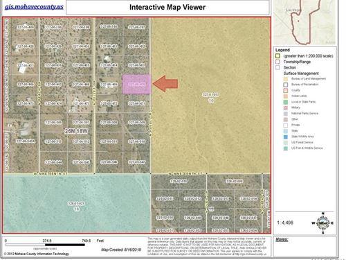 Dolan Springs 1.07 Acre Land : Dolan Springs : Mohave County : Arizona