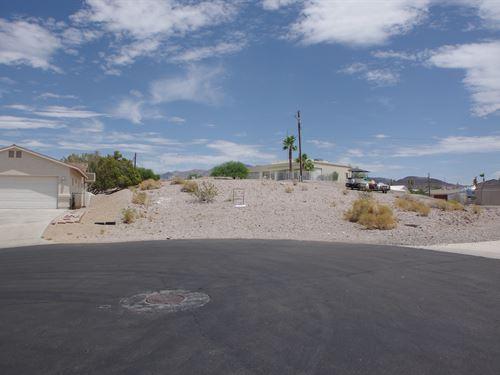 Vacant Lot For Sale : Lake Havasu City : Mohave County : Arizona