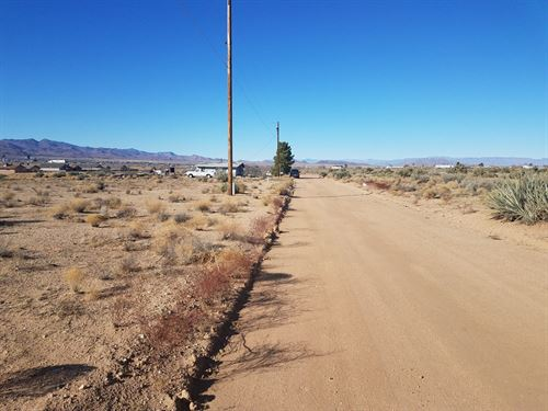 Building Lots, Kingman AZ Land : Kingman : Mohave County : Arizona