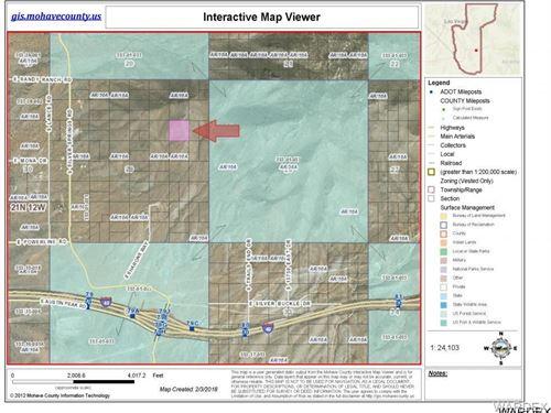 10 Acres Silver Springs, Kingman AZ : Kingman : Mohave County : Arizona