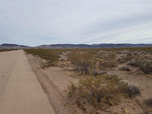 10 Acres in White Hills, AZ : White Hills : Mohave County : Arizona