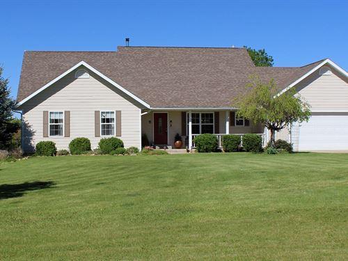 Remodeled Home Irrigated Land : Cortez : Montezuma County : Colorado