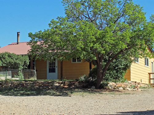 Colorado Home, Cortez CO Acreage : Cortez : Montezuma County : Colorado