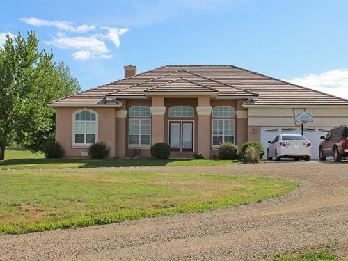 4 Bedroom Home Southwest Colorado : Cortez : Montezuma County : Colorado