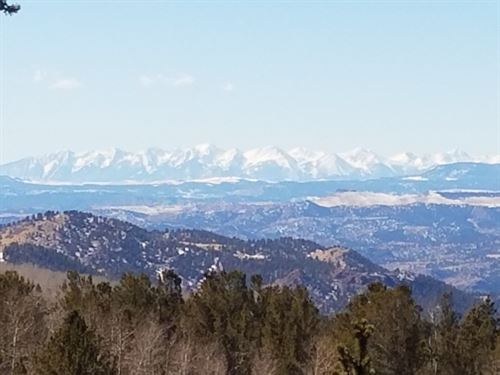 Great Views Near Cripple Creek : Cripple Creek : Teller County : Colorado