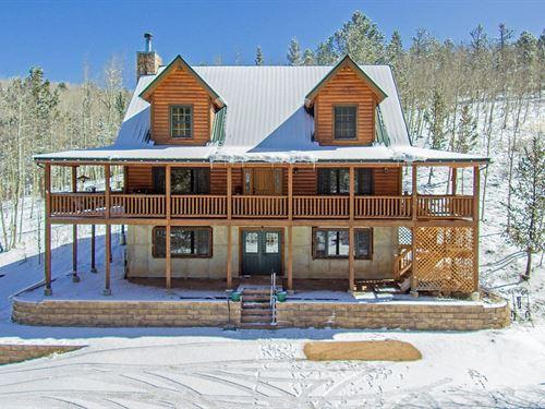 Colorado Mountain Retreat Teller : Cripple Creek : Teller County : Colorado