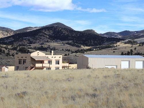 Home Workshop Westcliffe, Colorado : Westcliffe : Custer County : Colorado