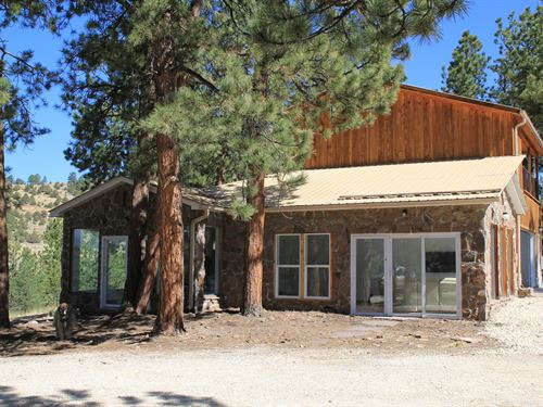 Remodeled Home Rosita Hills : Westcliffe : Custer County : Colorado