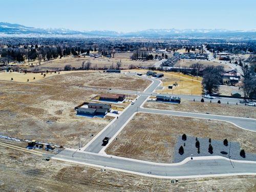 Newer Subdivision Lot Montrose : Montrose : Colorado