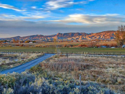 3 Acres Land Western Colorado : Montrose : Colorado