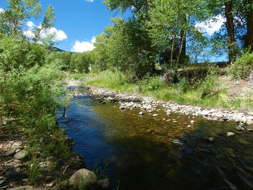 Riverfront Property Salida, Co-1122 : Poncha Springs : Chaffee County : Colorado