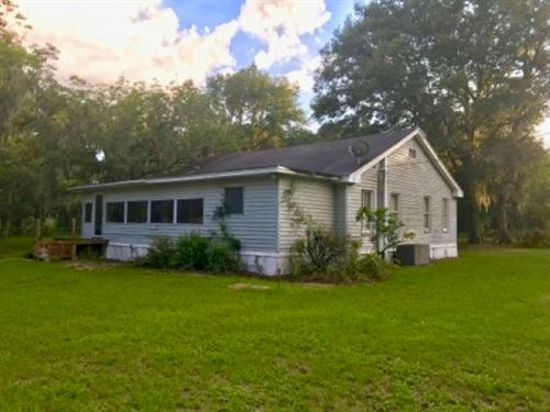 Country Home 5+ Acres, Alachua : Alachua : Florida