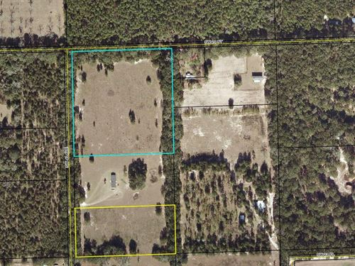 North Central Bell Florida Vacant : Bell : Gilchrist County : Florida
