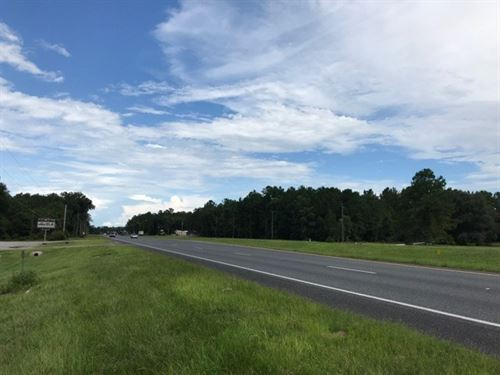 Commercial Real Estate, Busy : Old Town : Dixie County : Florida