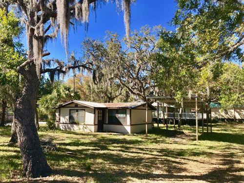Weekend Retreat In Suwannee,Florida : Suwannee : Dixie County : Florida