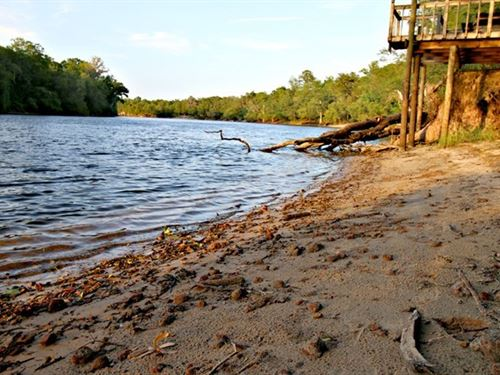 Riverfront Property Gilchrist : Trenton : Levy County : Florida