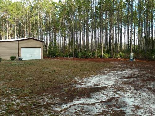 Land In White Springs, Florida : White Springs : Columbia County : Florida
