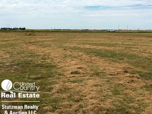 Commercial Property Vacant Land : Ulysses : Grant County : Kansas