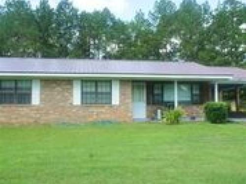 4 Acres With A Home In Noxubee Coun : Macon : Noxubee County : Mississippi
