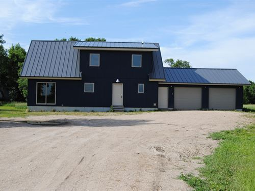 Country Home in West Central MN : Dumont : Traverse County : Minnesota