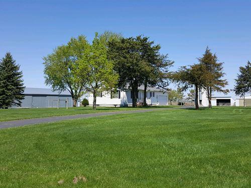 Stearns County MN Hobby Farm 20 : Kimball : Stearns County : Minnesota