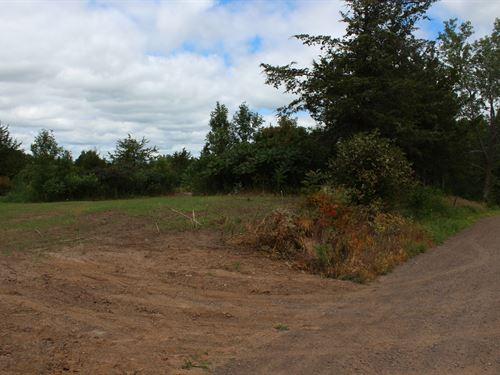 8 Acre Building Lot Pease : Milaca : Mille Lacs County : Minnesota