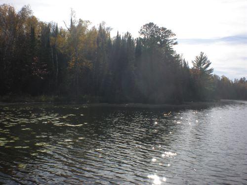 6 Ac Lake Lot, Private Coffee Lake : Moose Lake : Carlton County : Minnesota
