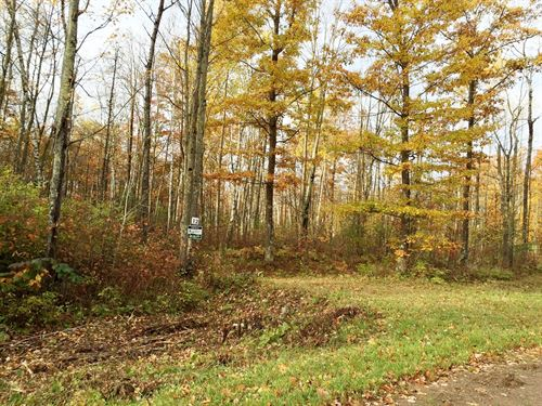 Building Lot Sandstone / East : Sandstone : Pine County : Minnesota