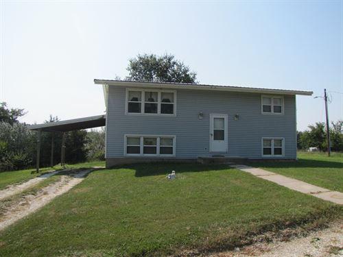 Northeast Mo Rural Home, Small : Kirksville : Adair County : Missouri
