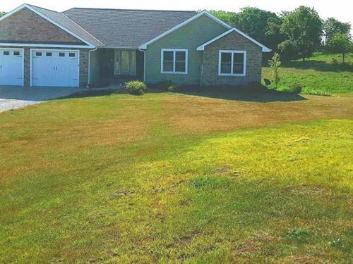 Renovated Home Mozingo Lake : Maryville : Nodaway County : Missouri