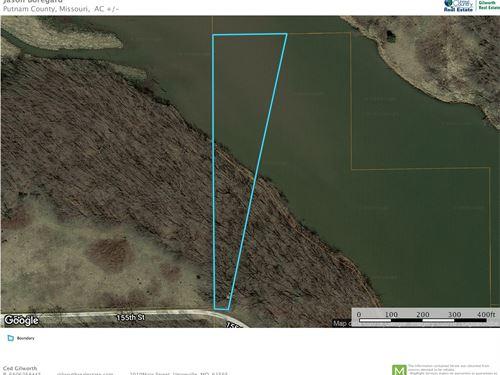 Lake Thunderhead Property West Side : Unionville : Putnam County : Missouri