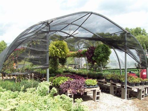 Turn Key Greenhouse Landscaping : Montgomery City : Montgomery County : Missouri