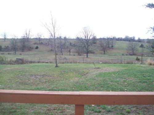 Country Home Southern Missouri : Mountain Grove : Wright County : Missouri