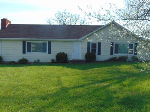 Home Acreage In Southern Missouri : Mountain Grove : Wright County : Missouri