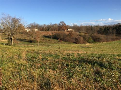 1.22 Acres, Building Sites : Mountain View : Howell County : Missouri