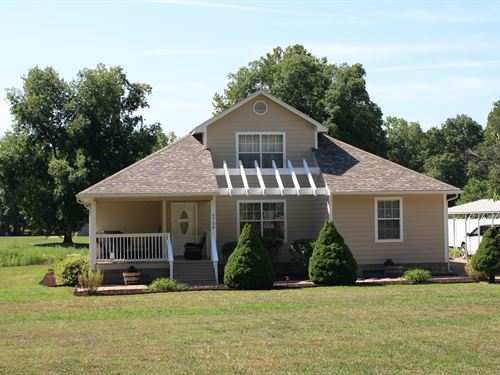 Missouri Country Homes Acreage, 3 : Piedmont : Wayne County : Missouri