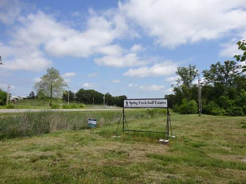 Lot For Sale in Salem MO : Salem : Dent County : Missouri
