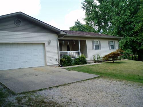 Spacious Family Home : Puxico : Stoddard County : Missouri