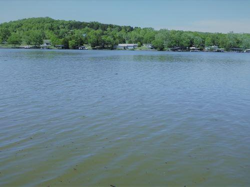 Lake of The Ozarks Lakefront Lot : Roach : Camden County : Missouri