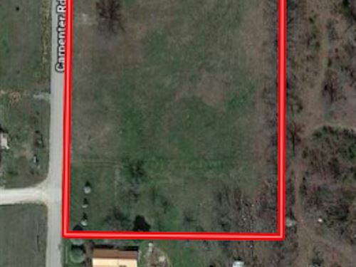Land For Sale in Thayer Missouri : Thayer : Oregon County : Missouri