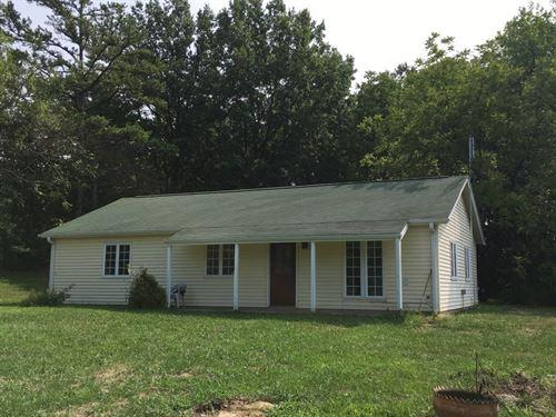 Ranch Style Home Nice Country : Union Star : Dekalb County : Missouri