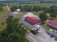 Gas Station/Convenience Store : Vanzant : Douglas County : Missouri